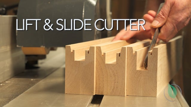 Lift & Slide Cutter - Setup & Demonstration
